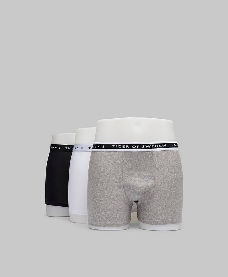 Knuts 3-pack boxer A04 Mix