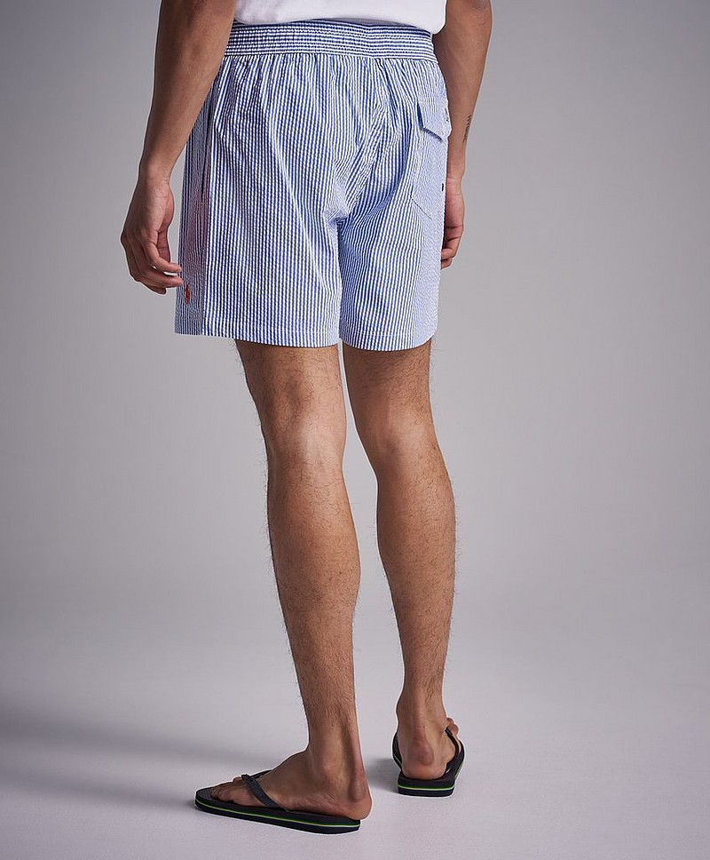 Badshorts Traveler Short 002 Cruise Seerzucker