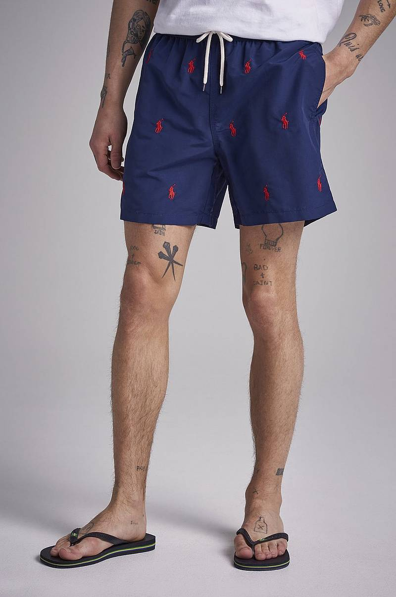 Badshorts Traveler Short 002 Navy