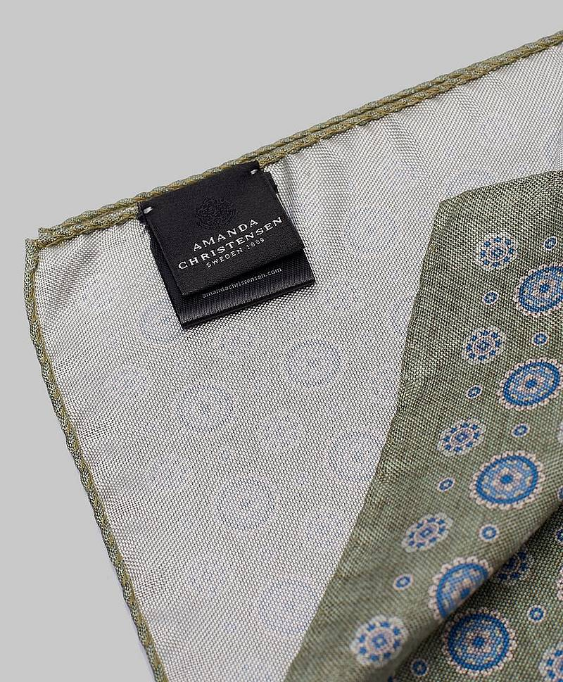 Pocket Square Light green