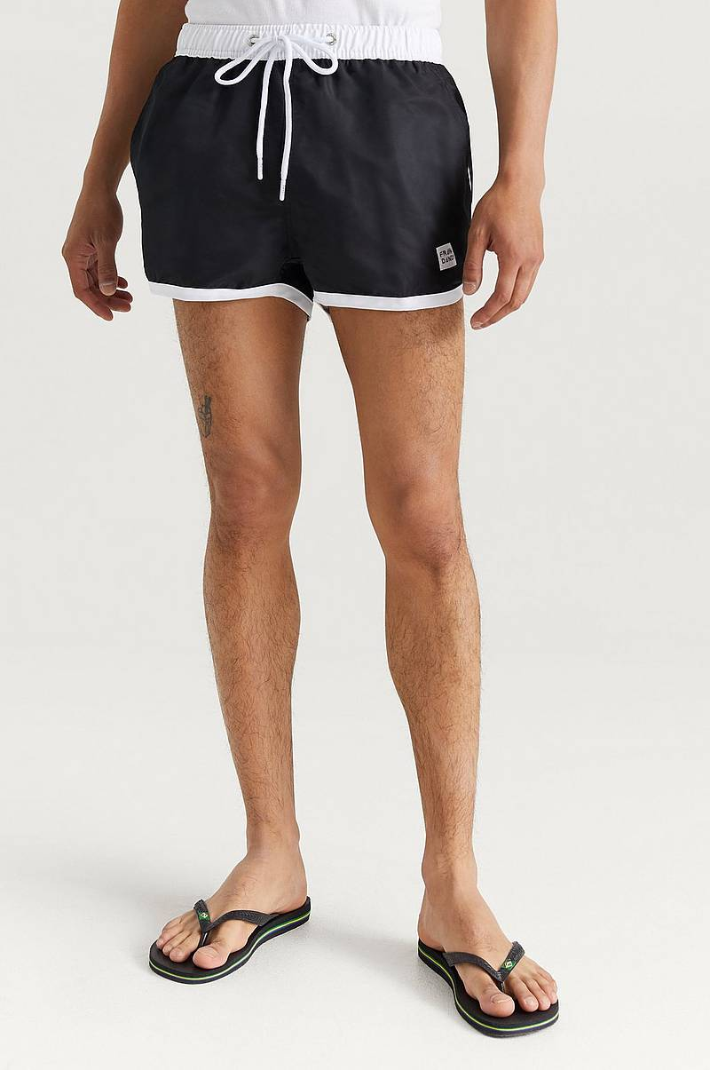 Badeshorts St Paul Swimshorts Black