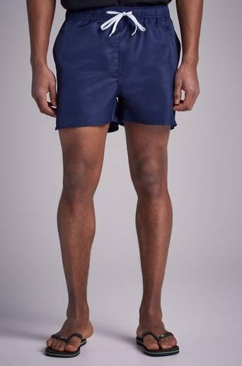 Resteröds Badshorts Original Swimwear Navy Blå