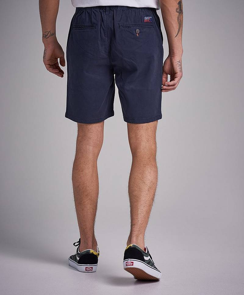 Sun Short 56T Midnight Navy