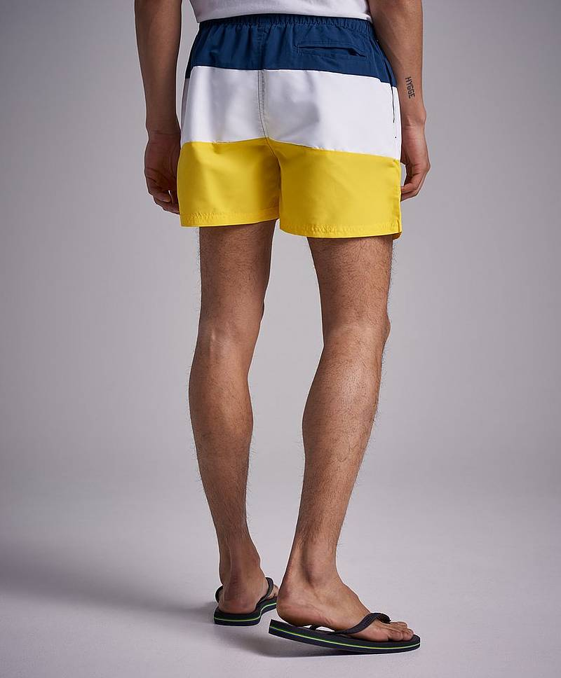 Badeshorts Cielo Swimshort Yellow