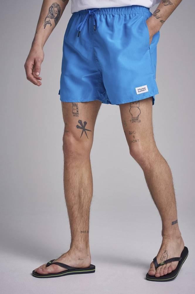 Uimashortsit Breeze Long Swim Shorts Military
