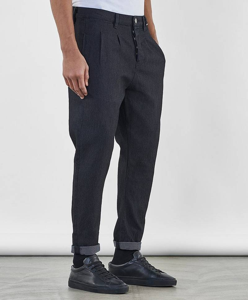 Firenze Chino Black Regular