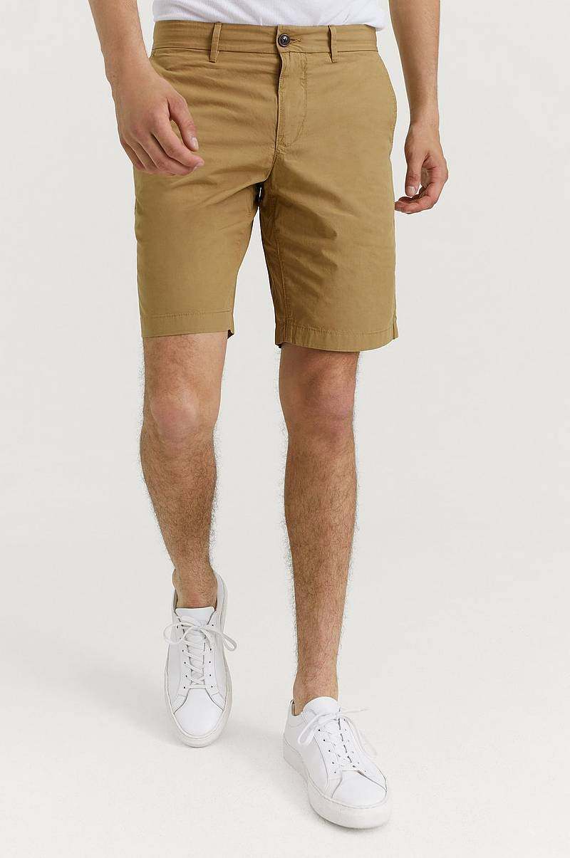 Brooklyn Short CTN Poplin Kelp