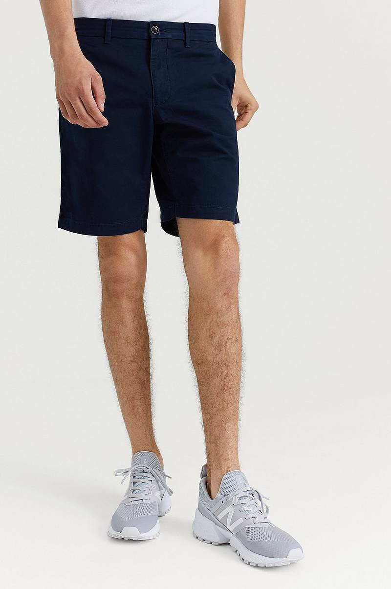 Brooklyn Short Light Twill Sky Captain