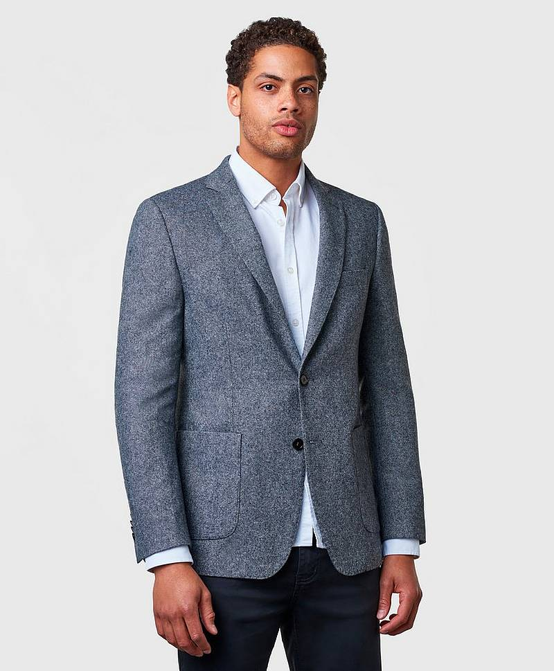 Welsh Tweed Blazer