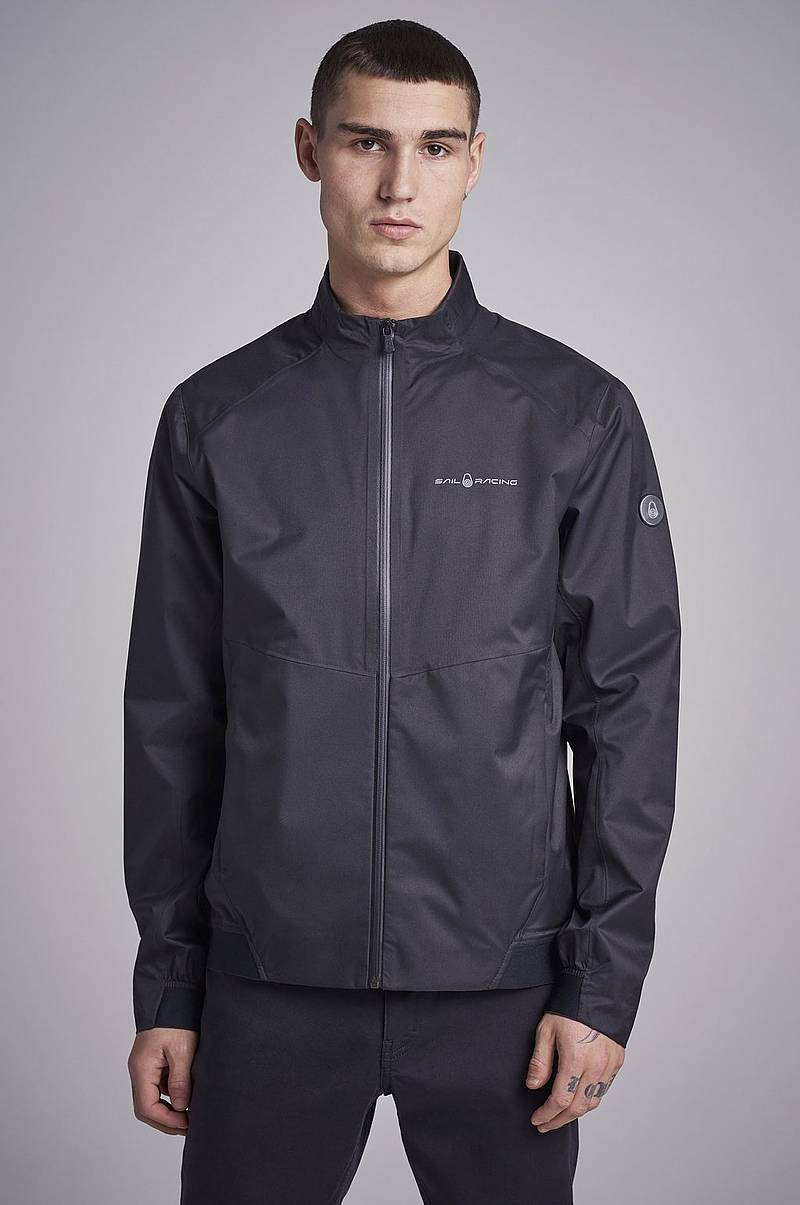 Jacka Bowman Technical Jacket Carbon