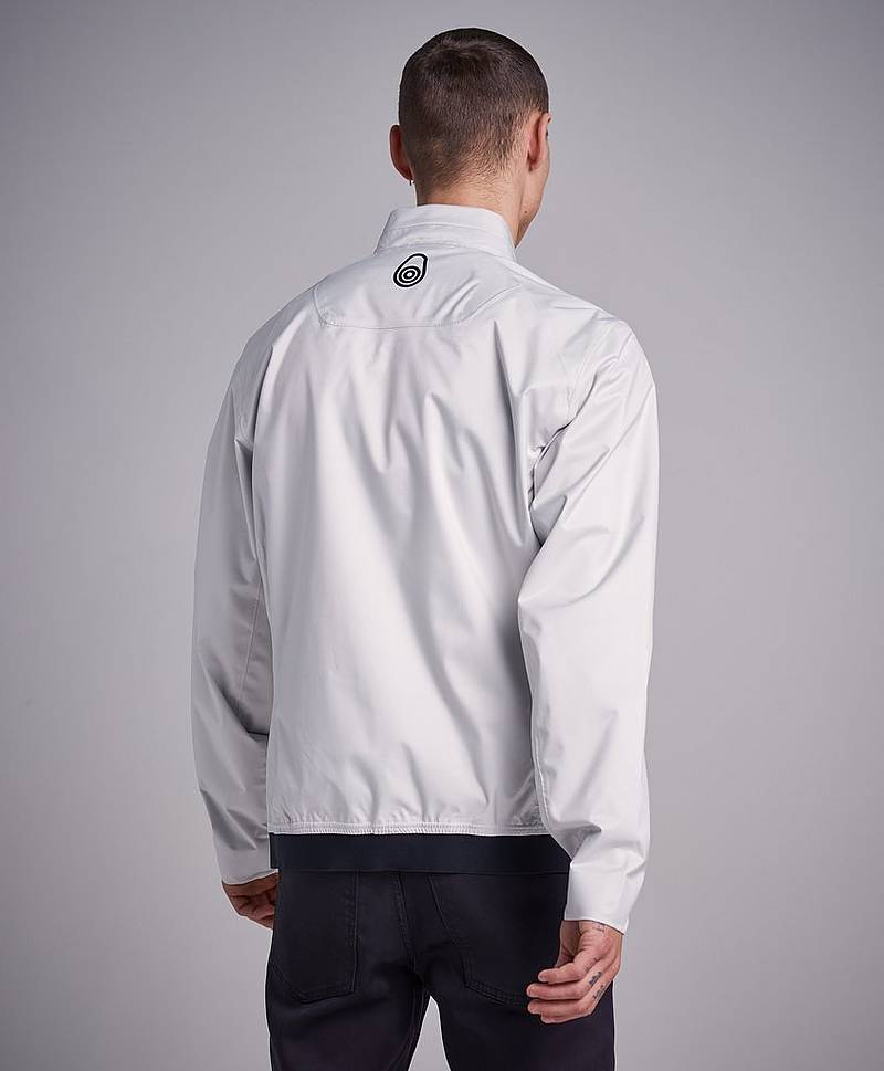 Jacka Bowman Technical Jacket Glacier Grey