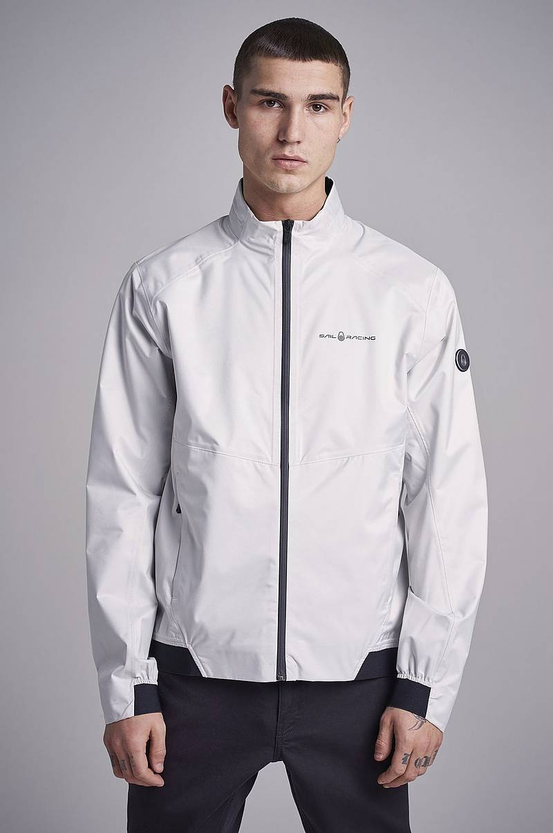 Bowman Technical Jacket Glacier Grey
