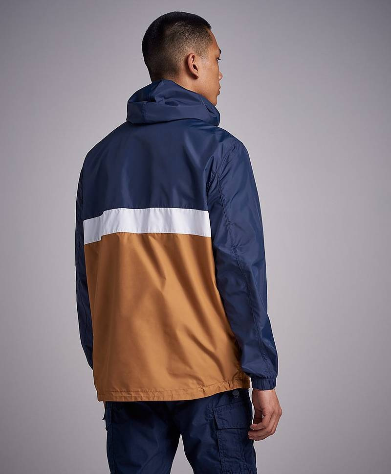 Anorak Sport Lifestyle Pull Over Navy