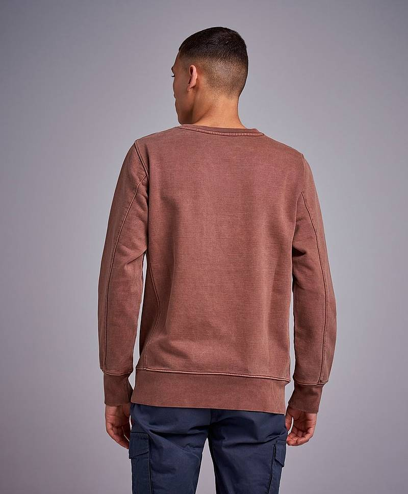 RBJ Washed Sweat Washed Brown