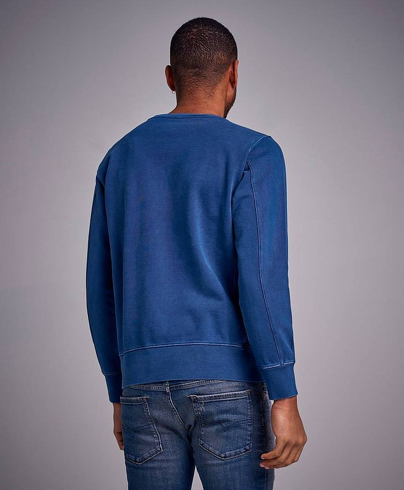 RBJ Washed Sweat Washed Blue