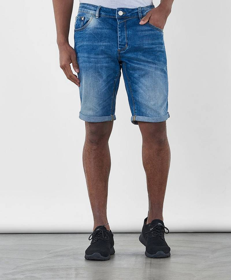 Farkkushortsit Jason Denim Short RS1100