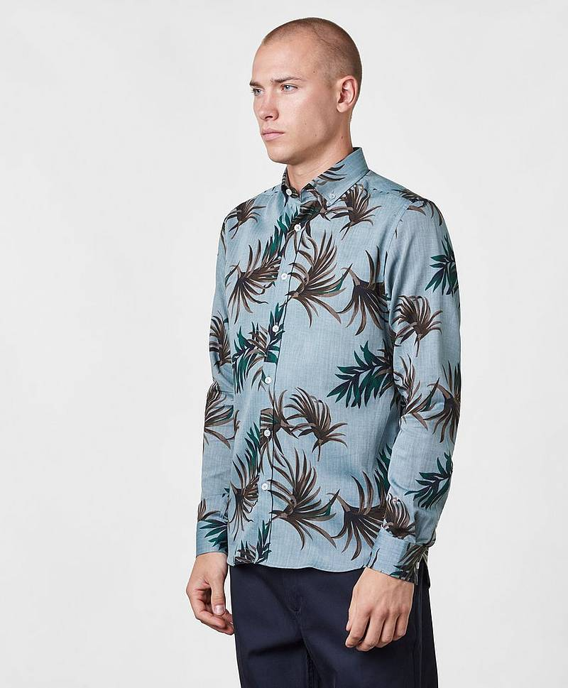Lalibert Shirt Palm