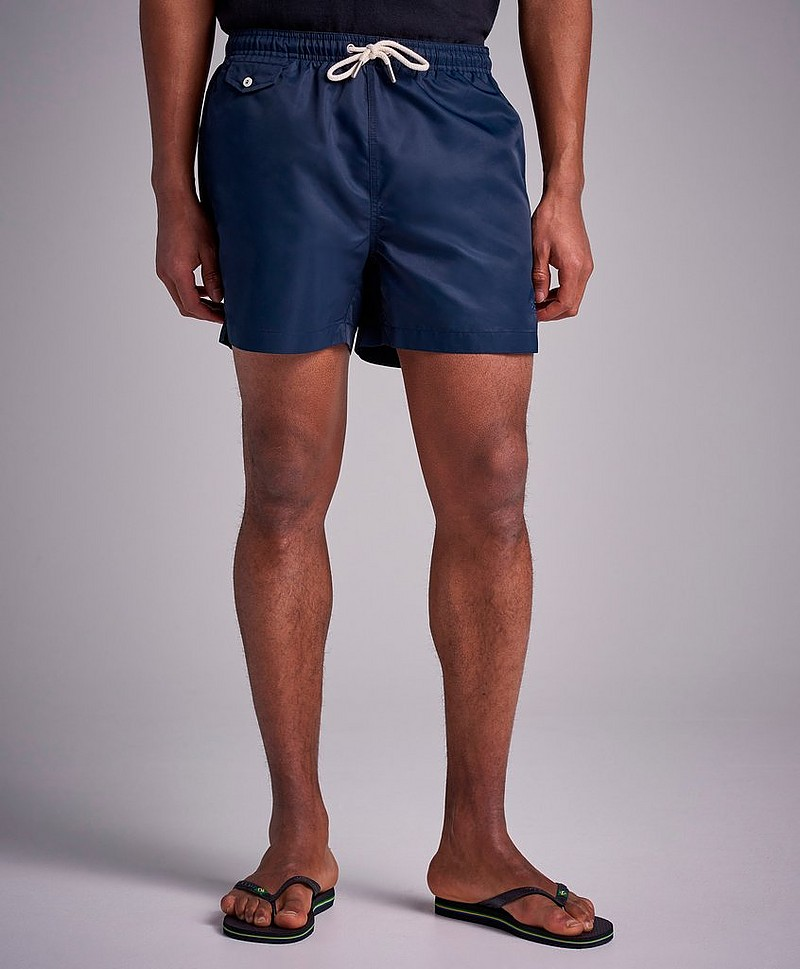 Badshorts Solid Bathing Trunk