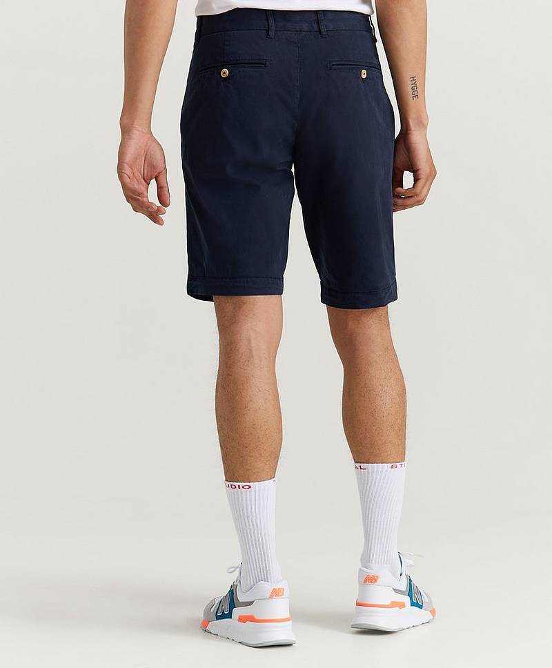 Regular Twill Chino Shorts