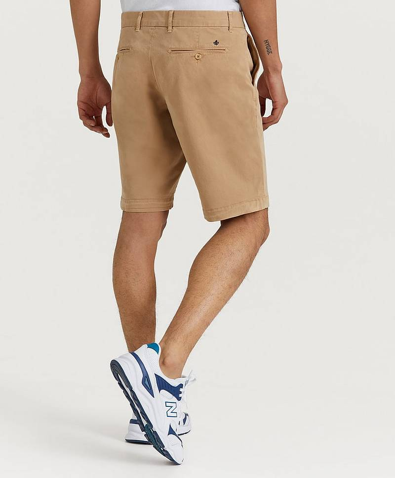 Shorts Regular Twill Chino Shorts