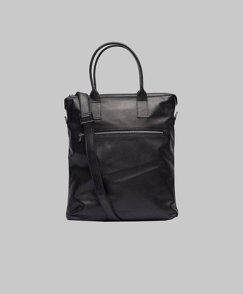 Bond Tote Bag Black
