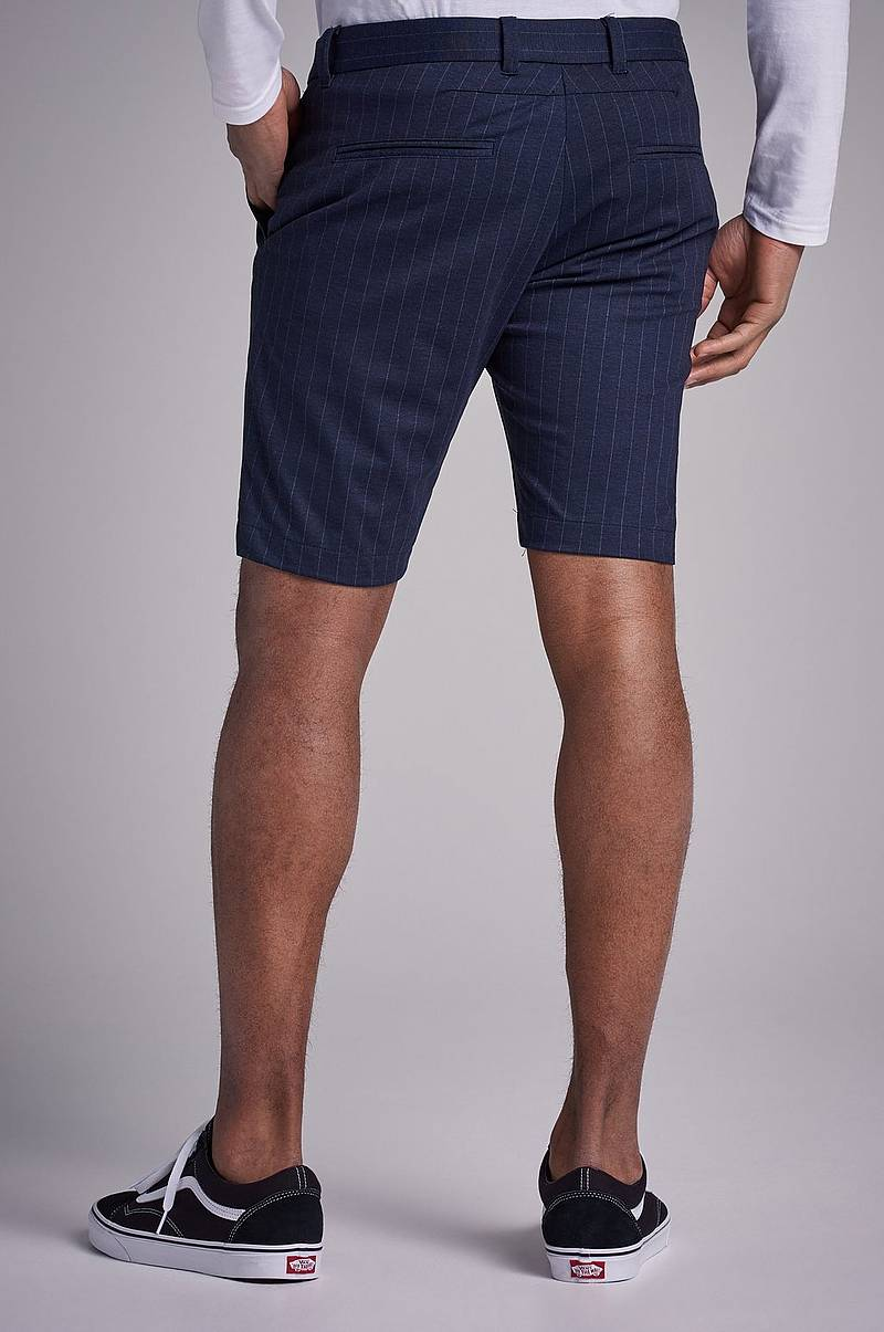 Shorts Jason Shorts Navy Pin
