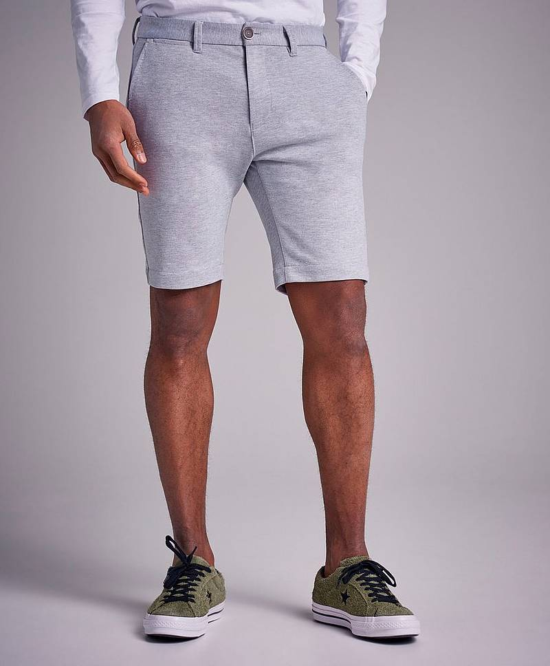 Jason Shorts 9057 Light Grey