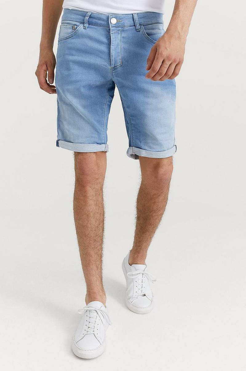 Farkkushortsit Jason Jogger Denimshorts RS1149 Light Used