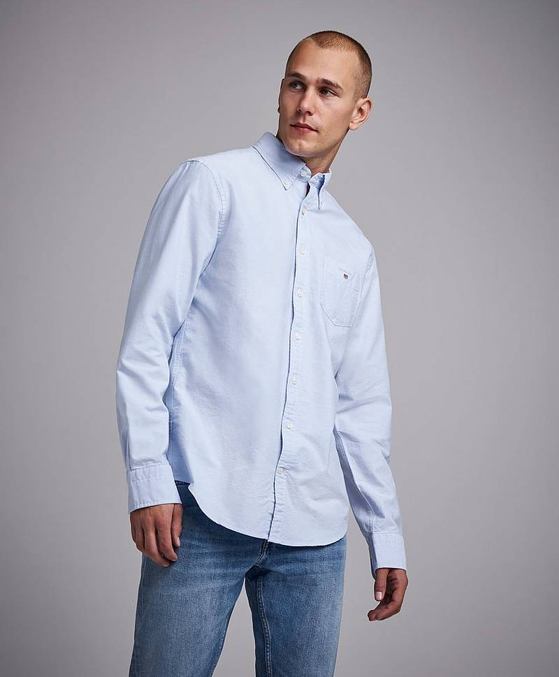 Skjorte The Oxford Shirt Reg BD