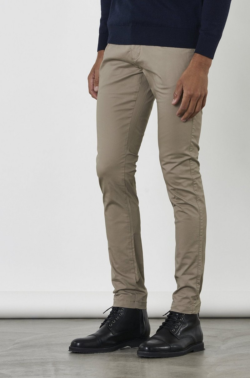 Chinos Heywood Rambling Red