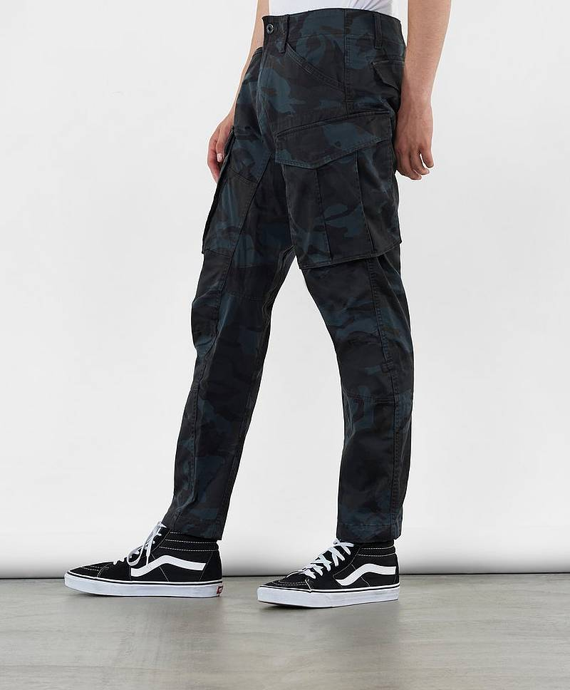 Rovic Zip 3D Tapered Camo Asfalt
