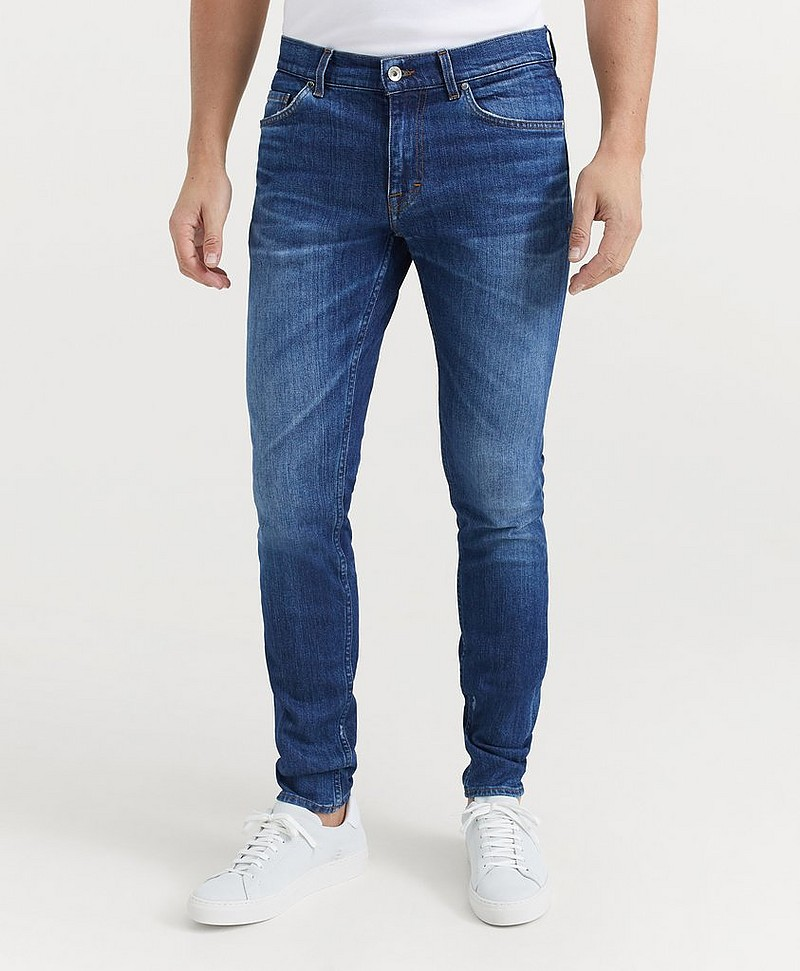 Jeans Evolve Stray Mid Blue