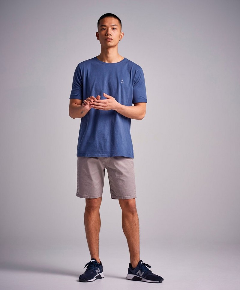 Shorts Nautical Shorts Dark Khaki