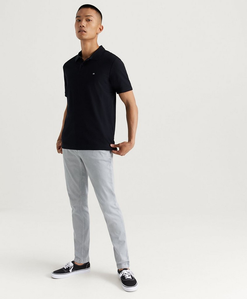Chinos Zeumar Hyperflex Grey