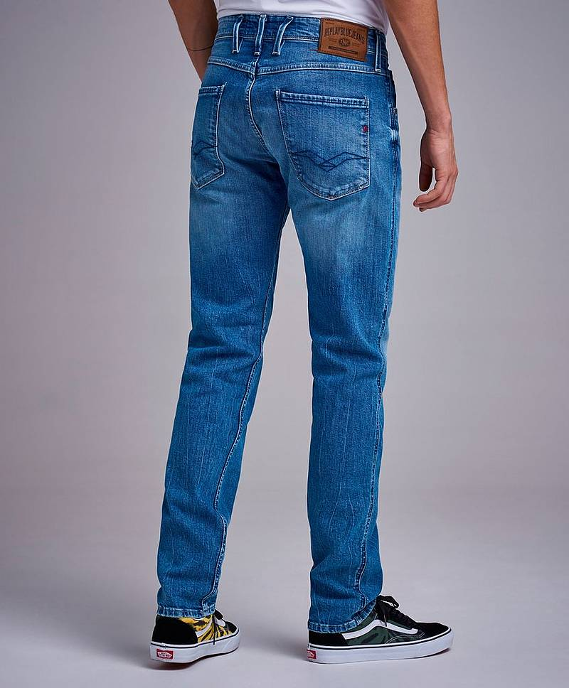 Jeans Anbass Super Stretch Light Used