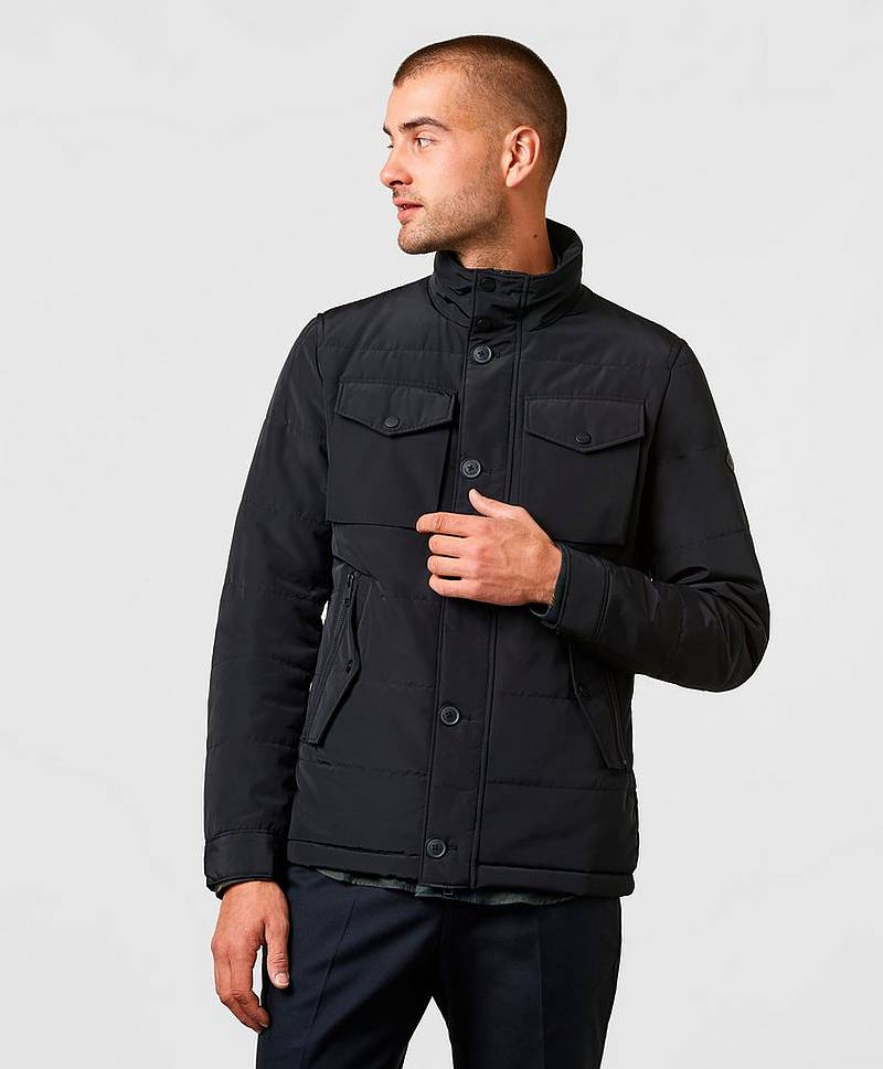 Bailey Structured 9999 Black
