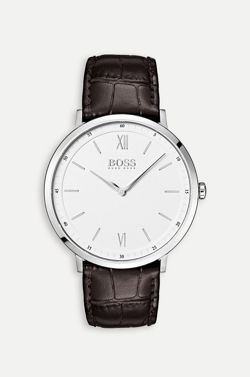 Klokke Hugo Boss Essential Business Watch White