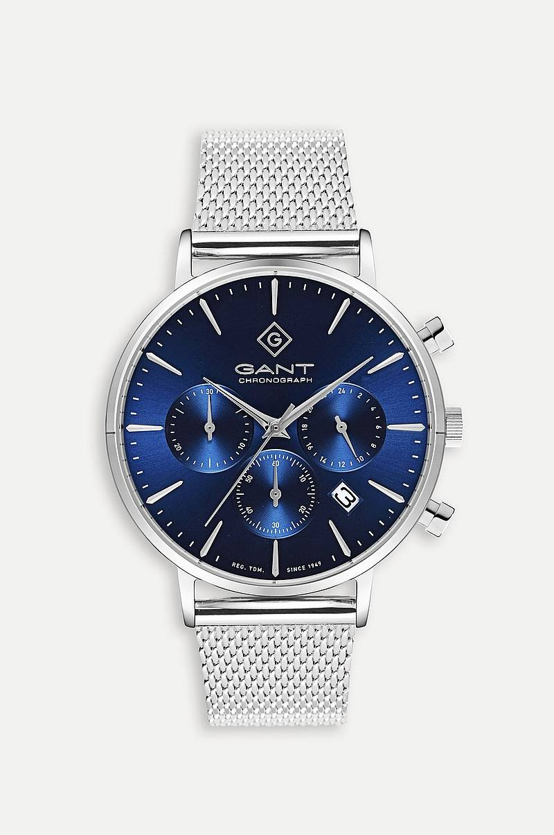 Ur Park Avenue Chrono Silver/Blue