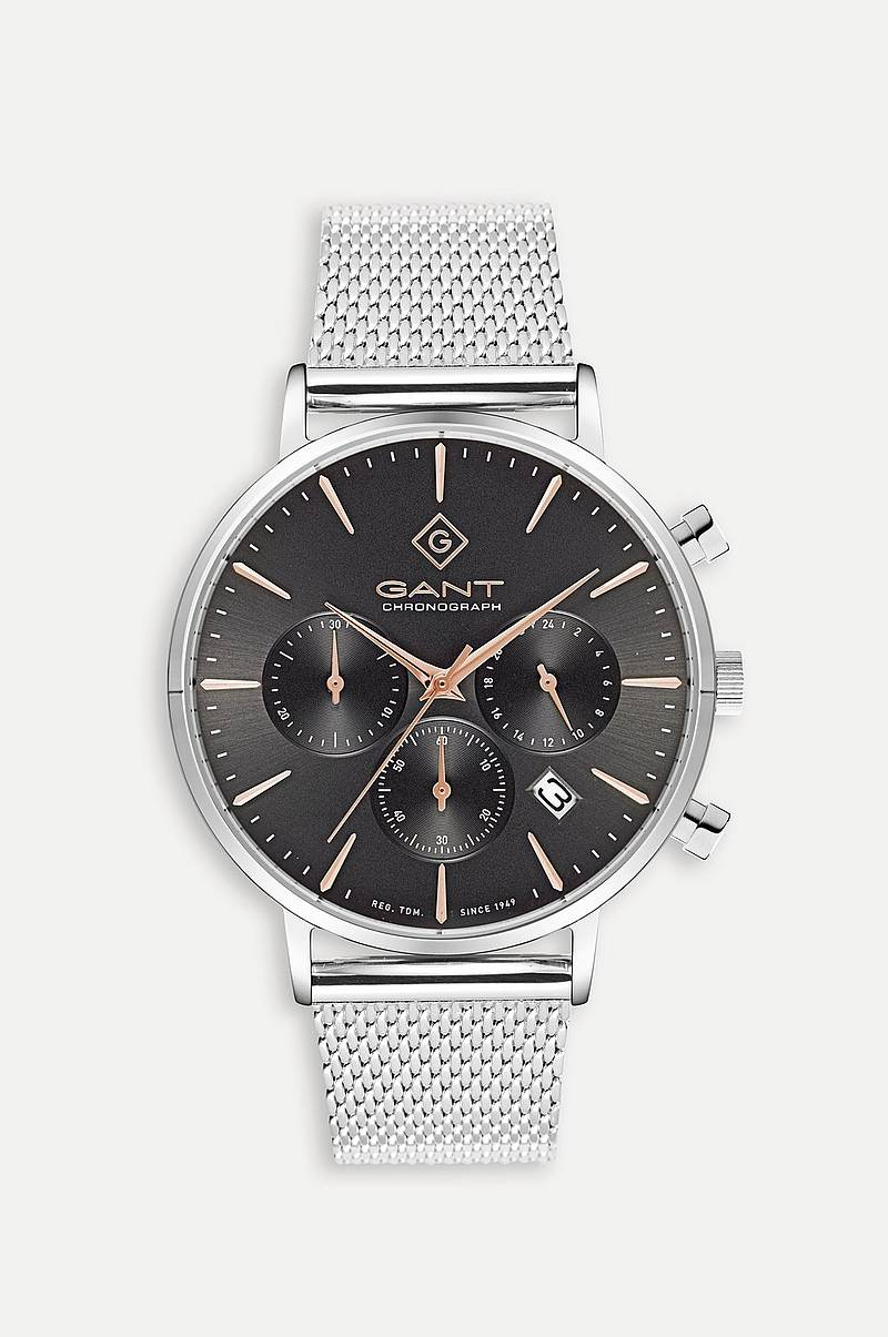 Ur Park Avenue Chrono Silver/Grey