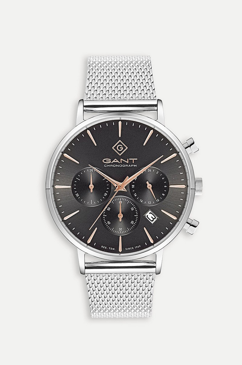 Park Avenue Chrono Silver/Grey