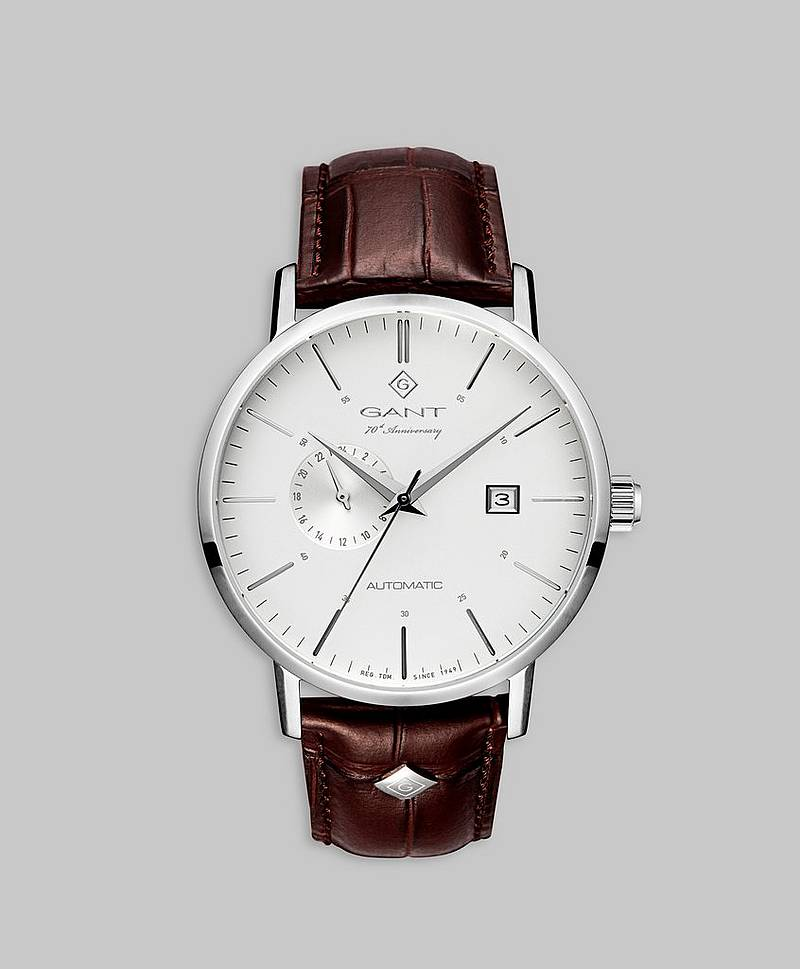 Klocka Park Hill Automatic Brown/White
