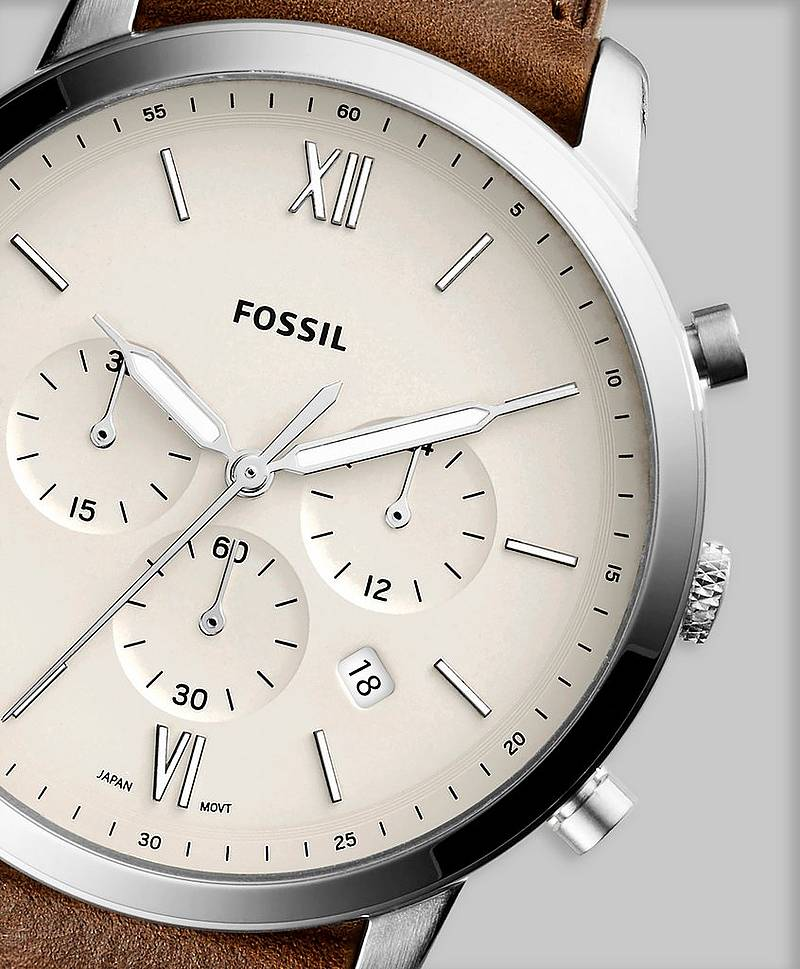 Fossil FS5380/Brown
