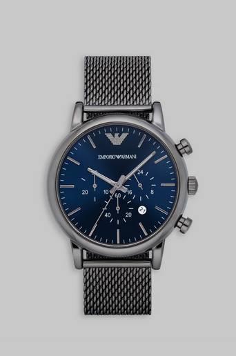 Armani E.A AR1979 Blue/Black Mesh Blå thumbnail