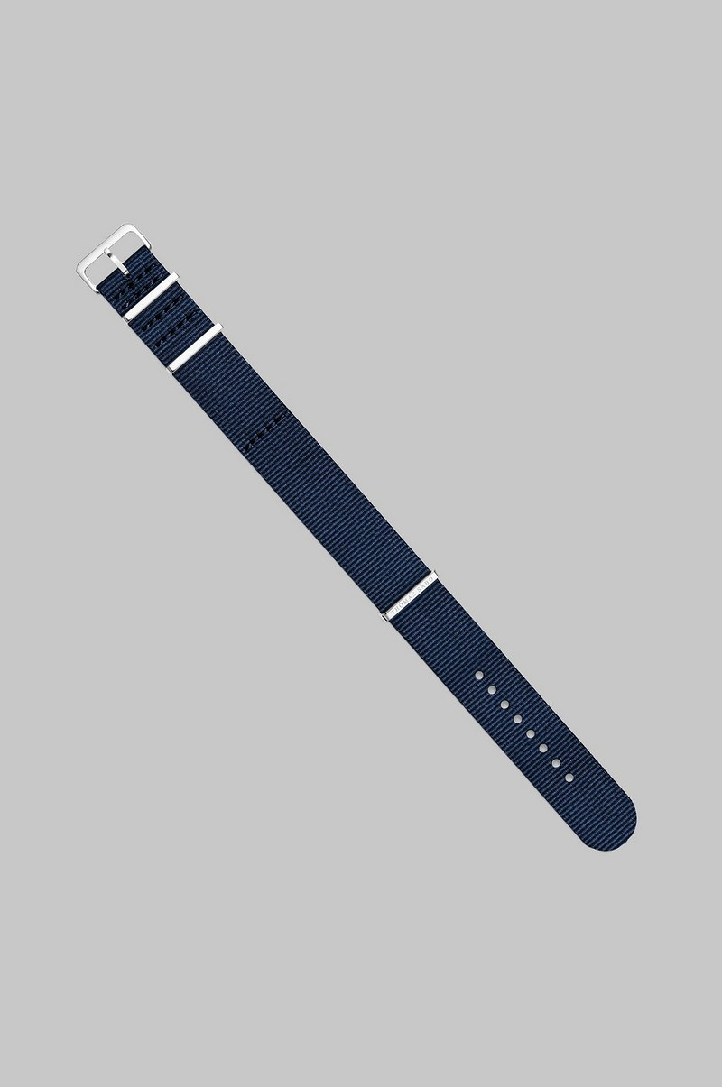Watch Strap Nato Dark Blue
