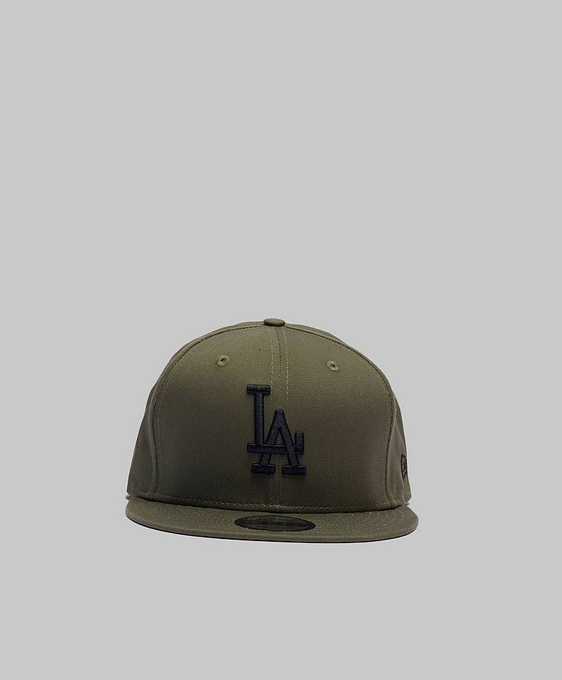 9Fifty LA Dodgers New Olive/Black
