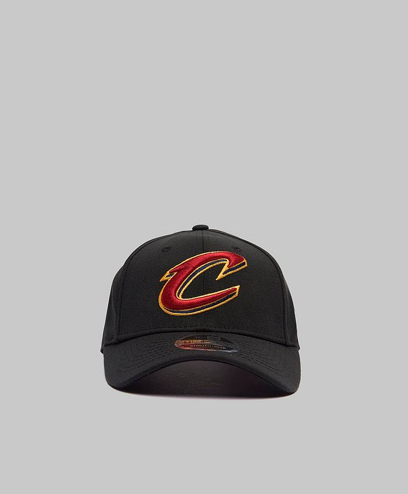 Keps 9Fifty Stretch Snap Cavalliers Black