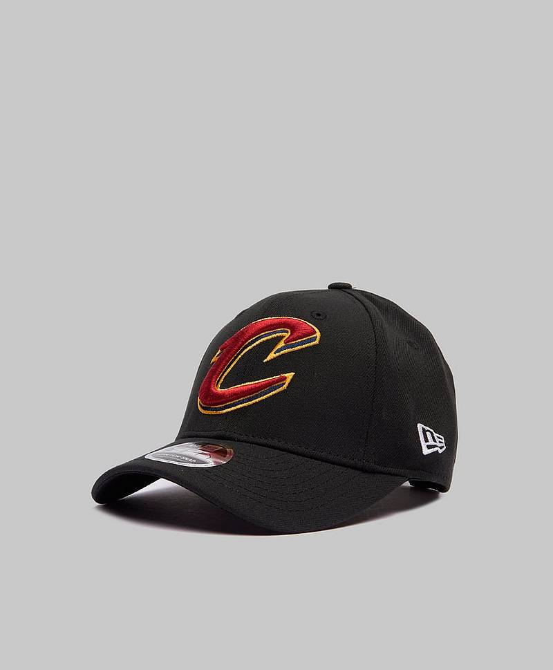 9Fifty Stretch Snap Cavalliers Black