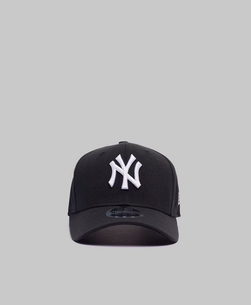 Caps 9Fifty Stretch Snap NY Yankees Black