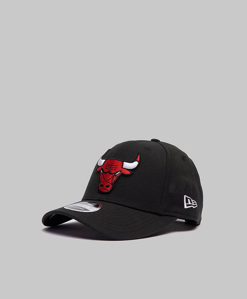 9Fifty Stretch Snap Chicago Bulls Black