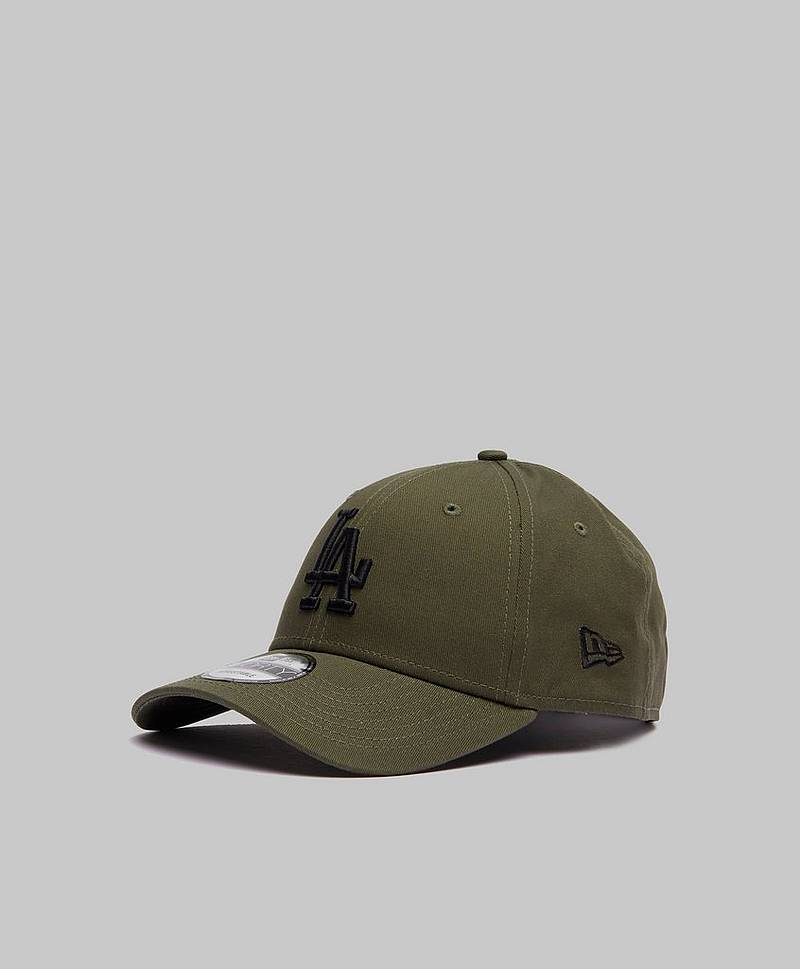9Forty LA Dodgers New Olive/Grray